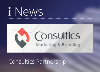 Press release 200110 – Consultics and Inzyon announces distribution partnership