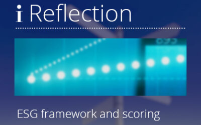 A practical approach to ESG frameworks, scoring models and reporting