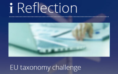 A summary of a summary of the EU Taxonomy challenge – a summary